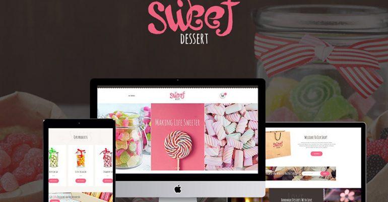 دانلود قالب وردپرس Sweet Studio اورجینال و ریسپانسیو
