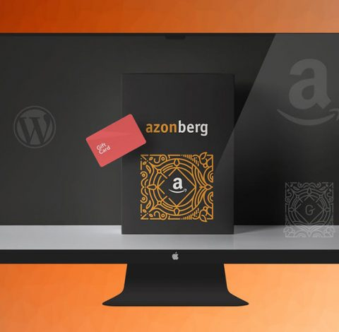 Azonberg - Gutenberg Amazon Affiliates Embed