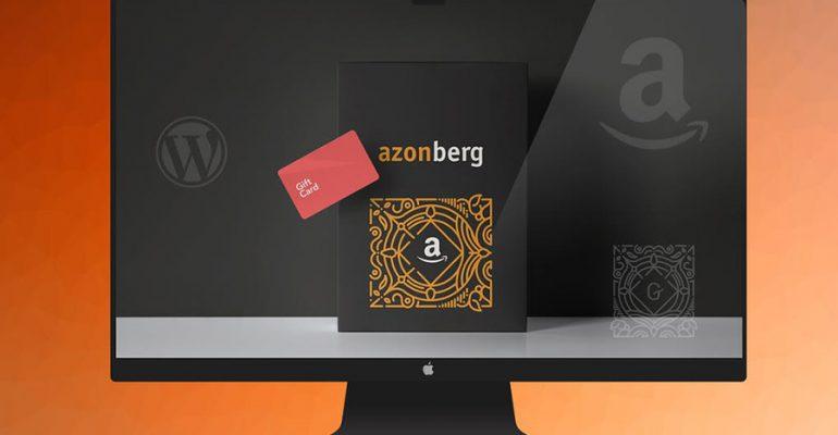 Azonberg - Gutenberg Amazon Affiliates Embed