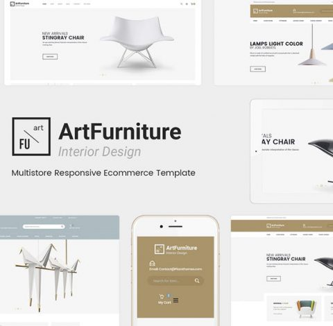 Artfurniture - Furniture Theme for WooCommerce