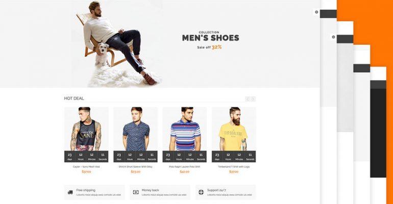 Avaz - Fashion WooCommerce Wordpress Theme