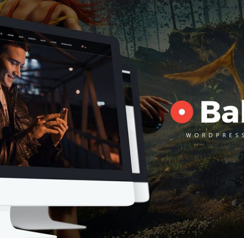Ball- eSports - Gaming WordPress Theme
