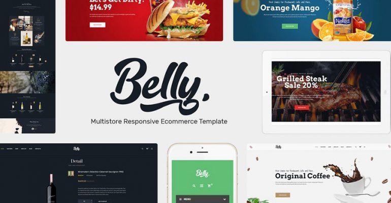 Belly - Multipurpose Theme WooCommerce WordPress